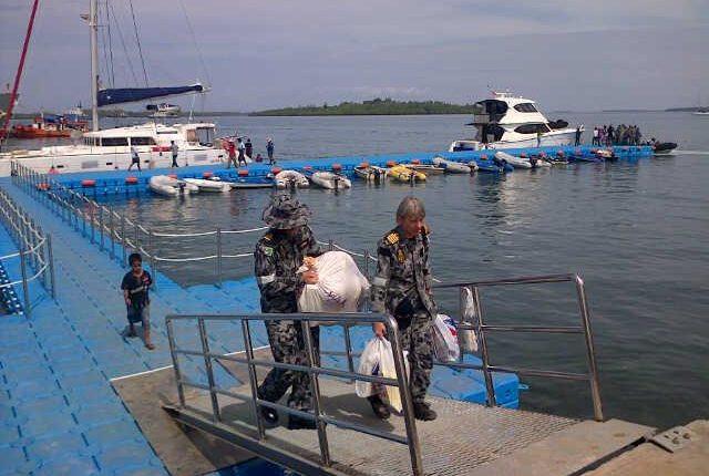 Pulau Marotai, Maluku Utara
